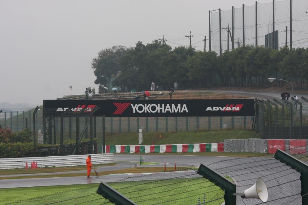 Yokohama - Suzuka- Testing 2015