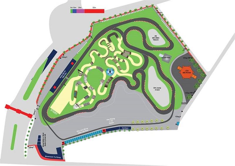 HappyLand - Vietnam Circuit